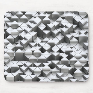 Prism Steps Bright Mouse Pad