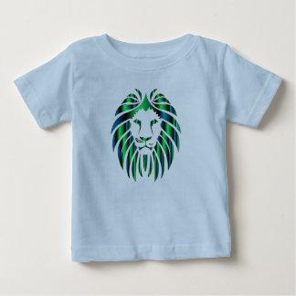 Prismatic Colorful Lion Head Toddler's T-Shirt