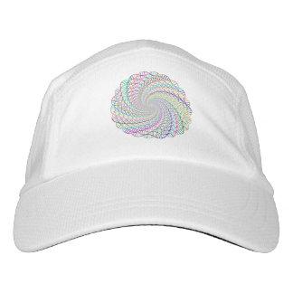 Prismatic DNA Helix Vortex Hat