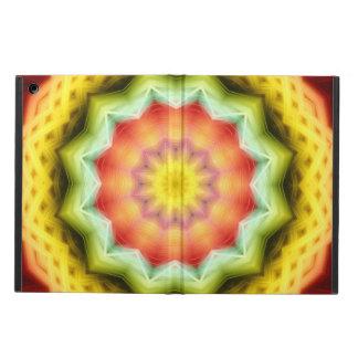 Prismatic Eye Mandala Cover For iPad Air