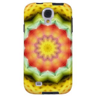 Prismatic Eye Mandala Galaxy S4 Case