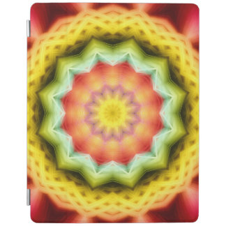Prismatic Eye Mandala iPad Cover