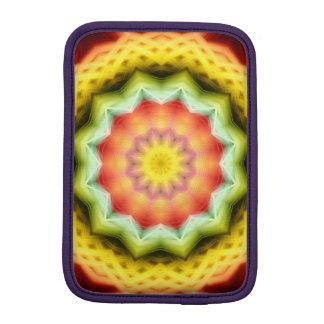 Prismatic Eye Mandala iPad Mini Sleeve