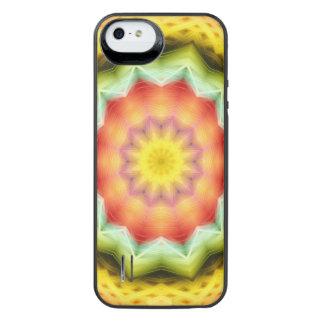 Prismatic Eye Mandala iPhone SE/5/5s Battery Case