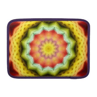 Prismatic Eye Mandala MacBook Sleeve