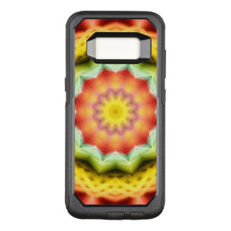 Prismatic Eye Mandala OtterBox Commuter Samsung Galaxy S8 Case