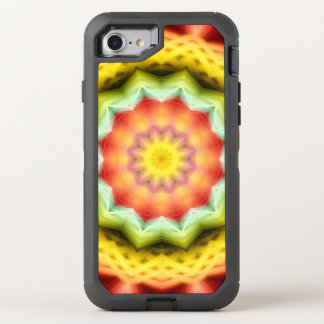 Prismatic Eye Mandala OtterBox Defender iPhone 7 Case
