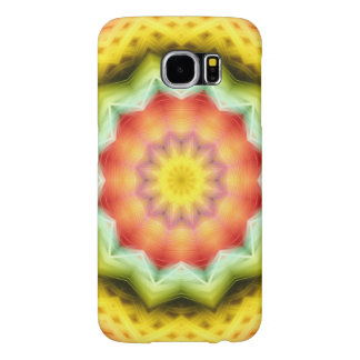Prismatic Eye Mandala Samsung Galaxy S6 Cases