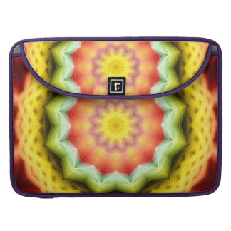 Prismatic Eye Mandala Sleeve For MacBook Pro