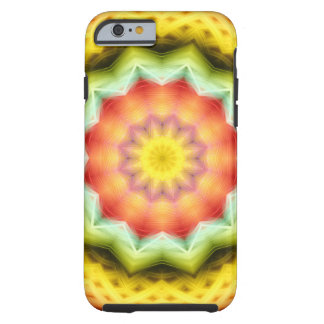 Prismatic Eye Mandala Tough iPhone 6 Case