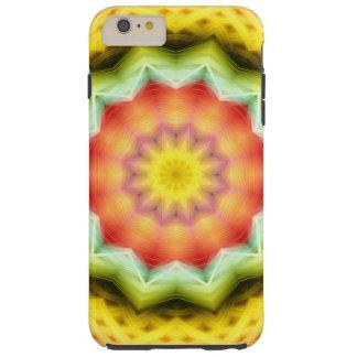 Prismatic Eye Mandala Tough iPhone 6 Plus Case