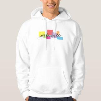 Prismatic sweater