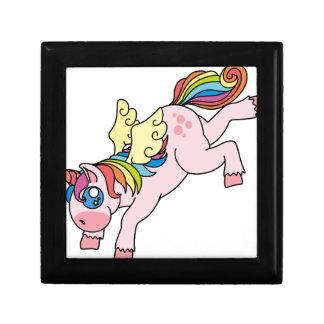 Prismatic Winged Unicorn Gift Box