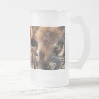 Prismatic Young Jersey Steer Beer Mug
