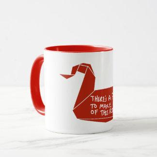 Prison Break Crane Message Mug