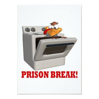 Prison Break Announcement