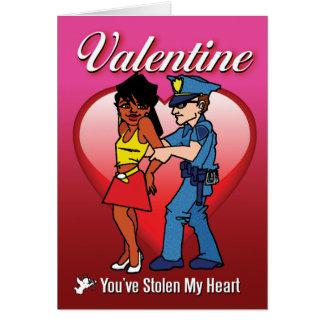 Prison Cards - Stolen Heart
