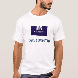 Prison, ESCAPE COMMITTEE T-Shirt