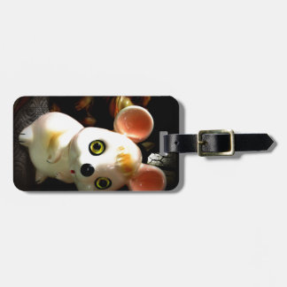 Prison Mouse (and Monkey) Luggage Tag