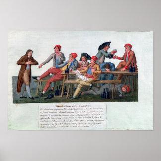 Prison Tribunal of 2 & 3 September, 1792 Posters