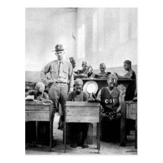 Prisoners in Nicaragua.  November 1928.  Palmer_Wa Postcard
