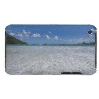 Pristine Tropical White Beach iPod Case-Mate Case