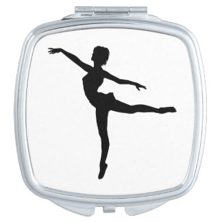 PRIVATE DANCER (silhouette - modern dance) ~ Mirrors For Makeup