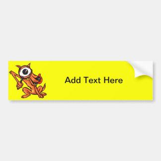 Private Eye Hound Dog Bumper Sticker
