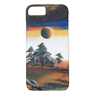 Private house of outer space iPhone 8/7 case