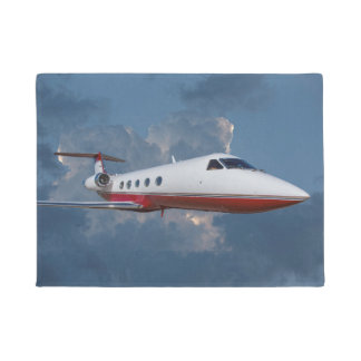 PRIVATE JET DOORMAT
