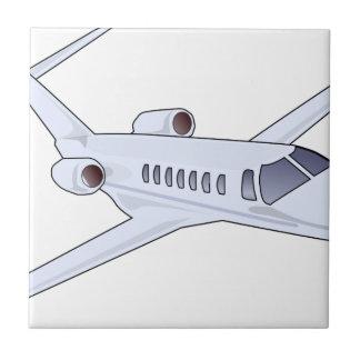 Private Jet Tile