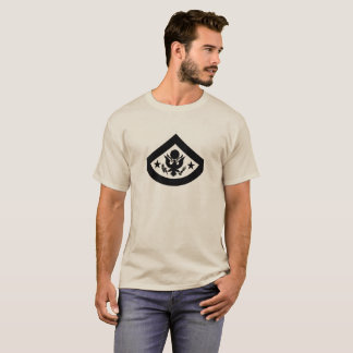 Private Major of the Army T-Shirt