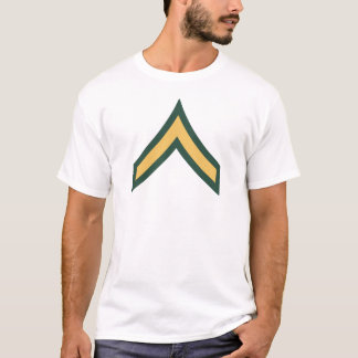Private rank T-Shirt