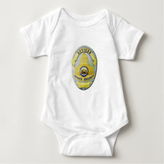 Private Security Baby Bodysuit