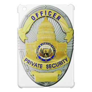 Private Security Cover For The iPad Mini