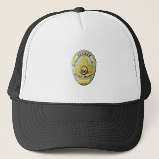 Private Security Trucker Hat
