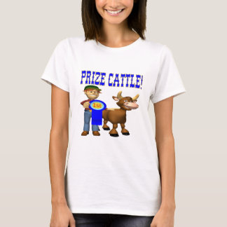 Prize Cattle T-Shirt