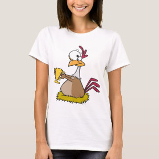 Prize Chicken Womens T-Shirt