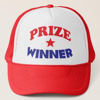 prize winner hat