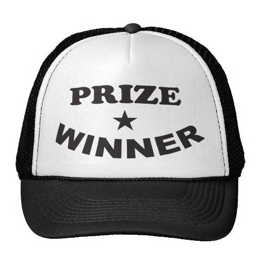 Prize Winner Trucker Baseball Cap Hat