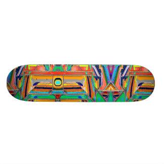 Pro 2 21.6 cm old school skateboard deck