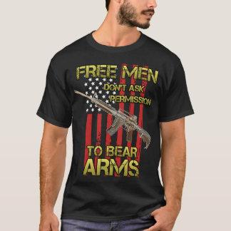 Pro 2nd Amendment patriot T-shirt