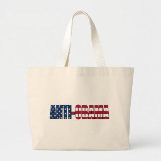 Pro-America Anti-Obama Canvas Bags