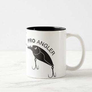 Pro Angler Two-Tone Coffee Mug