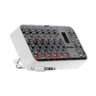 Pro Audio Mixer Travel Speakers