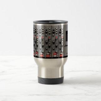 Pro Audio Mixer Stainless Steel Travel Mug