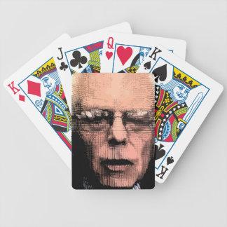 Pro-Bernie Sanders 2016 Poker Deck