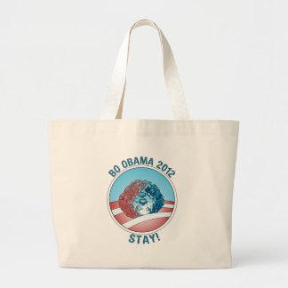 Pro-Bo Obama Dog 2012 Bags