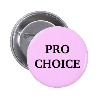 Pro-choice 6 Cm Round Badge