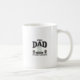 pro dad fairness in court coffee mug